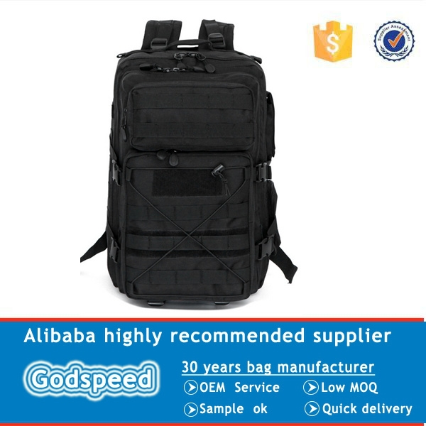 new design & functional fire proof military backpack 2015