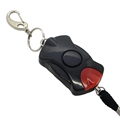 Button Activation Handbag Purse Mobile Cell Phone Backpack Travel Anti Snatch Theft Loud Personal Security Alarm