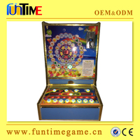 Africa popular table top slot game machine / coin operated table top gambling machine
