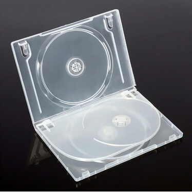 Wholesale Colorful Cd Dvd Plastic Sleeve/CD Cover/Plastic cd sleeves in media packaging