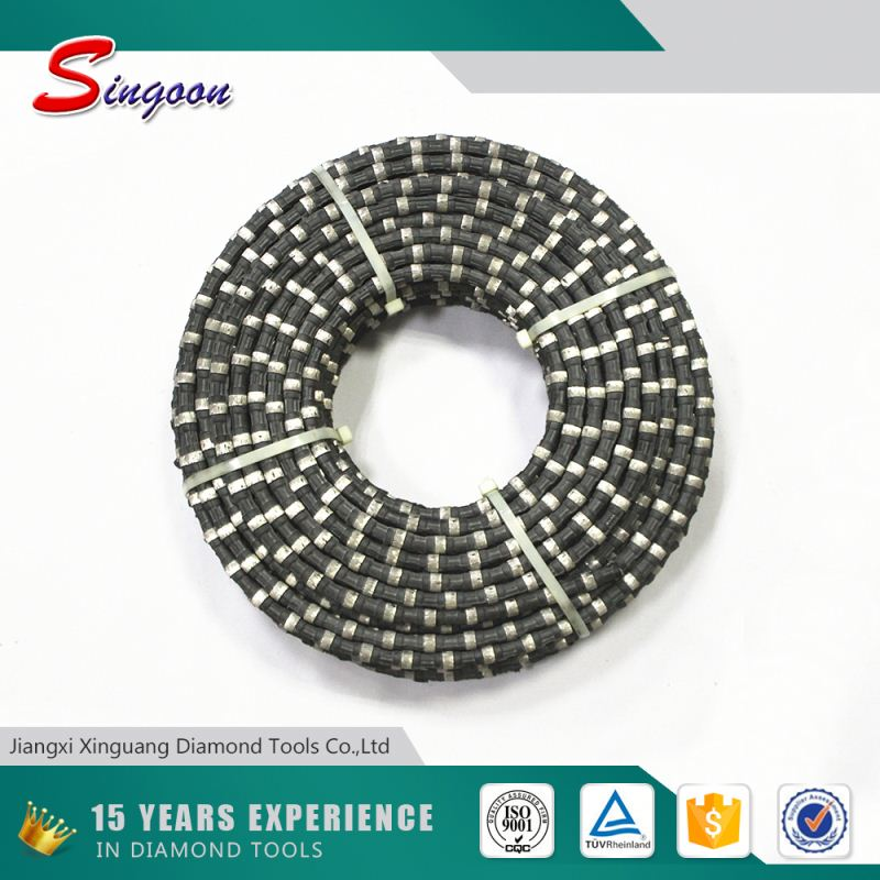 Rubber Coated Diamond Wire Saw, Rubber Coated Diamond Wire Saw ...