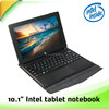 China factory low price saling 10 inch Intel Z8300 resolution 1280*800 laptop computer