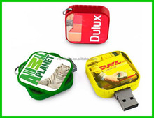 Promotion Popular Rotate USB Flash Drive Memory Disk
