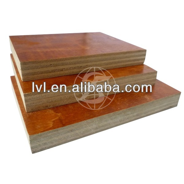 decorative melamine paper plywood