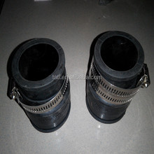 epdm rubber flexible pipe coupling with high quality