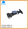 T-handle ice box rubber draw toggle/pull latch