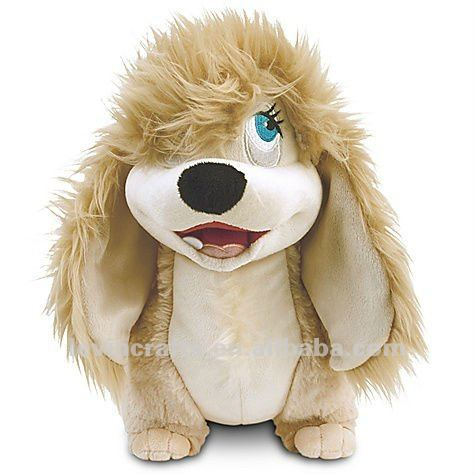 LLady and the Tramp PEG Premium Plush Stuffed Doll Pekingese Show Dog