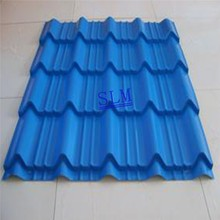 Zinc Coated Steel Colorful Gazebo Roofing Tile