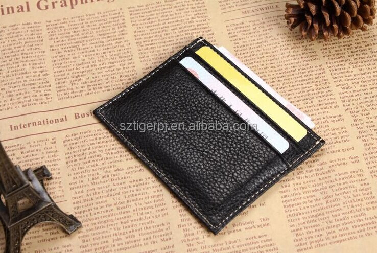 Perfect protect Black color office products business name card holder