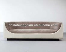 Made in china violino leather sofa HDS681-1