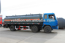 Loading 250000L corrosive liquid chemical liquid tanker truck