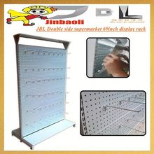 JBL Pegboard stand, perspex eyewear stands display
