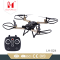 2.4G 4channel rc model foldable long range drone with playing