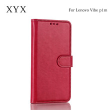 china exquisite workmanship leather flip wallet waterproof phone cover for lenovo vibe x2, for lenovo vibe p1m cover case