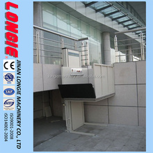 WCL0.3-1.0 Electric wheelchair lift platform