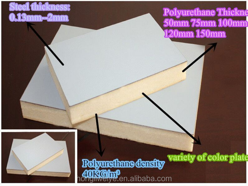 installation manual pu sandwich panel for cold room