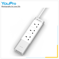 Factory supply professional universal power strip uk usb extension power strip socket
