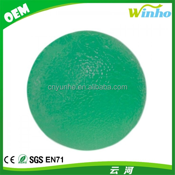 Winho GEL Hand Wrist Exercise Therapy Ball