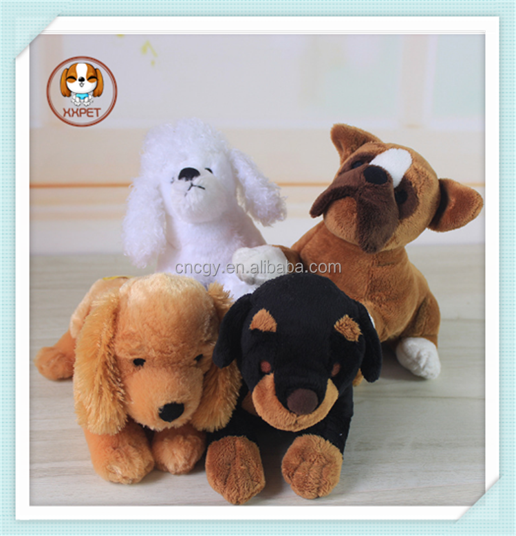 Custom fashion style toys plush dogs and monkey for kids