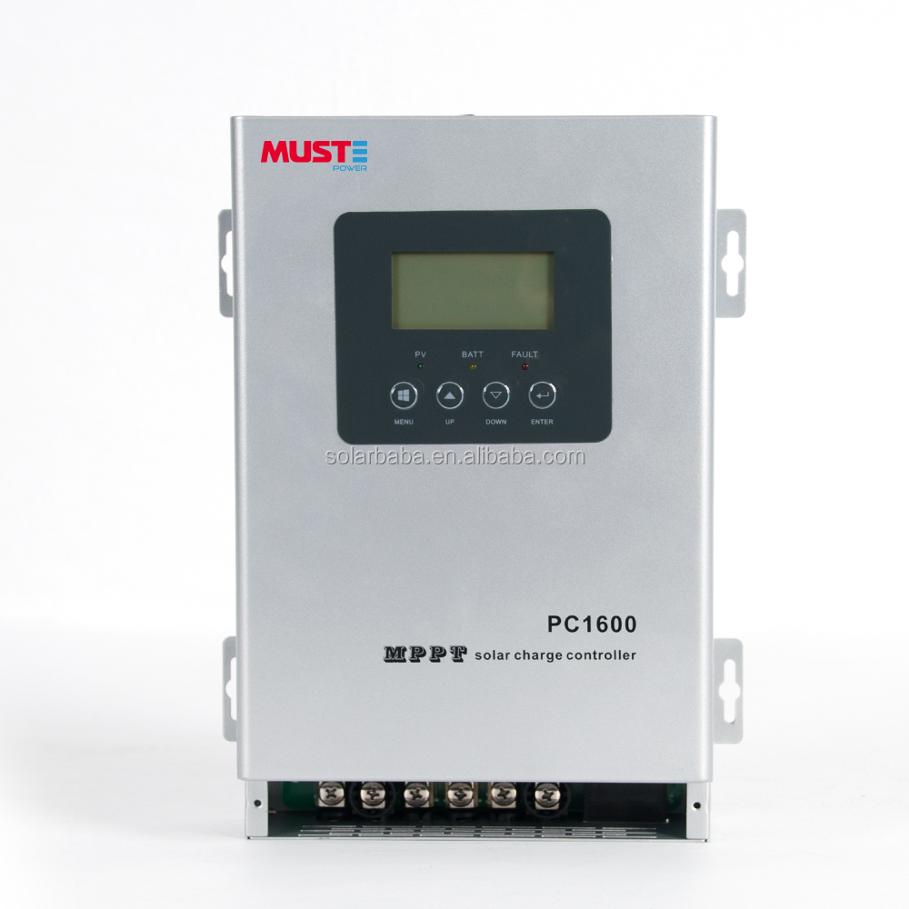 5KW Solar Charge Controller MPPT Solar Controller Made In China