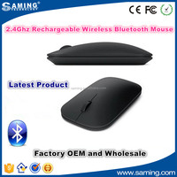 Factory OEM 2.4Ghz recharging wireless mouse bluetooth Wireless mouse