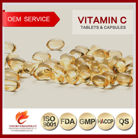 Natural Whitening Vitamin C Soft Gels, Hard Capsules, Chewable Tablets, Softgels, pills, supplement - Price, OEM, Private Label