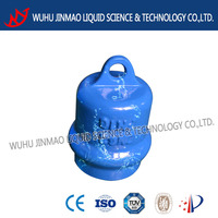 Hotest sales ductile iron PVC socket end cap