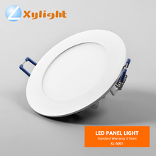18W 225Mm Tuv Saa Ce Ccc Rohs Led Surface Round Recessed Panel Light Smd Led Slim Panel Light