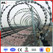 Supplier High Quality Razor Barbed Wire Best Price Airport Anti-Climb Welded Wire Mesh Hot Dip Galvanized Carbon Steel Wire