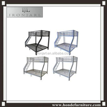 Best seller bulk buy from china cheap metal triple bunk beds sale B-055
