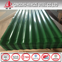 g60 28 gauge corrugated steel roofing sheet