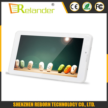 Multi-language MTK 6572 Dual Core 7inch Android4.4 tablet PC support dual sim card