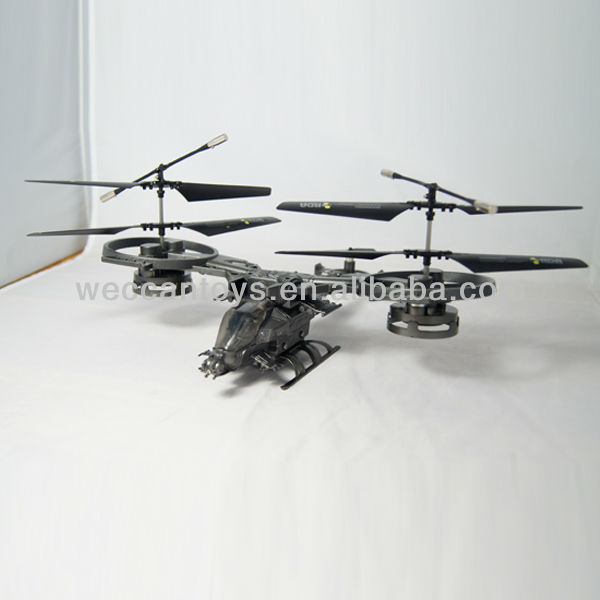 Weccan SG-H6400: remote control helicopter, Avatar Style, 4CH, outdoor use, superior quality