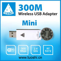 Mini 300M USB WiFi Wireless LAN 802.11 n/g/b Adapter nano network Fast USB WiFi Nano