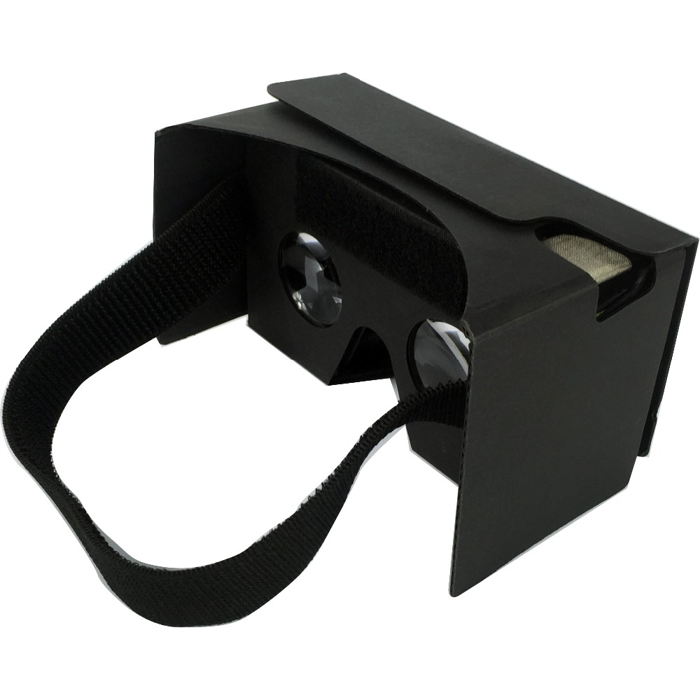company promotion advertising free samples high quality vitual reality 3d vr box glasses google cardboard custom gifts