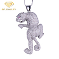 Big Leopard Men Pendant Jewelry