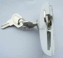 electronic lock for refrigerator