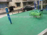 colorful epdm granules for playground