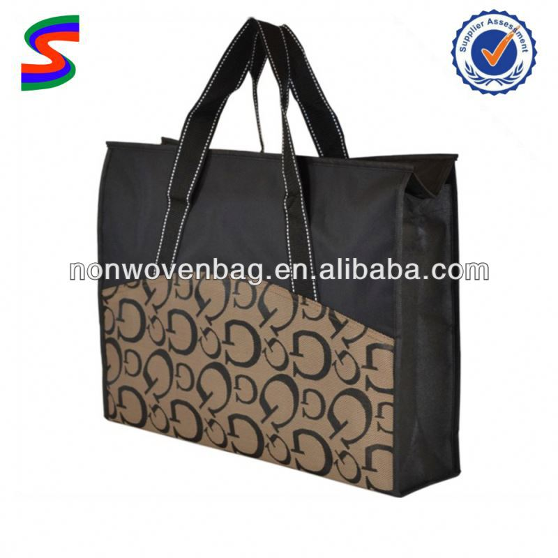 Foldable Shopping Tote Bags Foldable Trolley Shopping Bags Wholesale