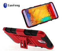 Hotest protecter case for samsung galaxy note3 belt clip case / colorful accessories for samsung galaxy note3 case
