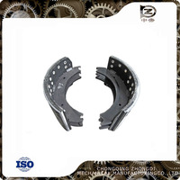Brake system 4515 rivet brake shoe machine ZD-S01-Q uesd for tractor