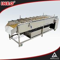 Large Capacity Commercial Industrial Vegetable And Fruit Washing Machine/Fruit And Vegetable Cleaning Machine