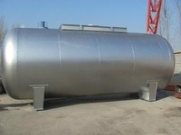 Stainless steel water tank with ISO BV UL certificate export to Australia