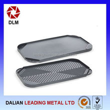 Pre-seasoned Cast Iron Griddle Plate
