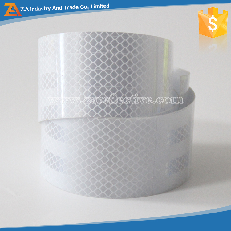 Diamond Shape Reflective Warning Tape for Car/Truck/Vehicles Body Sticker