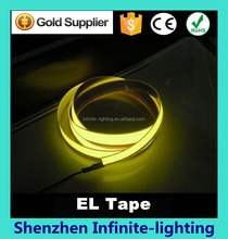 cutting and Splicing yellow el tape 3cm *2m + DC12V
