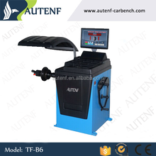 Autenf competive price truck launch wheel balancer for used auto shop tools