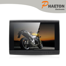 W-50 IPX5 Waterproof Motorcycle GPS Navigator Wince 6.0 System 128MB RAM 8G Flash Europe Map Support FM BT A2DF,ARVCP