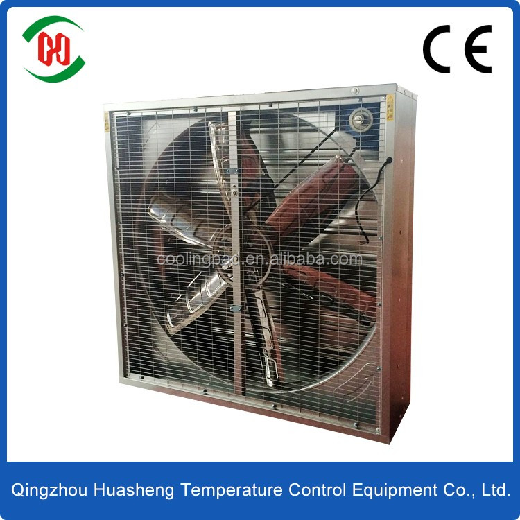 Hanging type cow house exhaust fan for bathroom