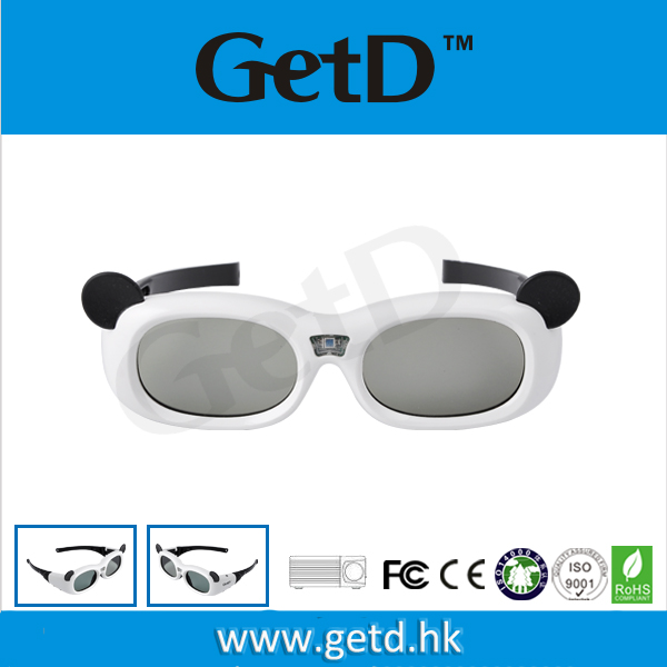 Top 3D Stereo eyewear to view 3D Vedio for Kids